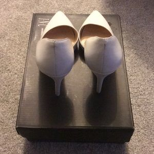 INC International Concepts Shoes - 😍White Heels 😍